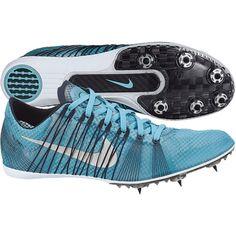 Sepatu Spikes Nike Zoom Victory Elite Blue Navy White