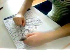 How To Make Op Art - https://www.youtube.com/watch?v=kZHIzia0jz8