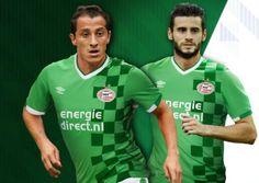 PSV Eindhoven 2016/17 Umbro Third Kit