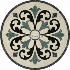 30'' Living Home Top Marble Table Coffee Inlay Semi Precious Outdoor Arts H5082A