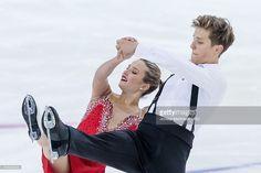 News Photo : Christina Carreira and Anthony Ponomarenko of the...