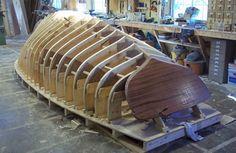 Maine Boatyard Completes Replica Herreshoff | NewEnglandBoating.com