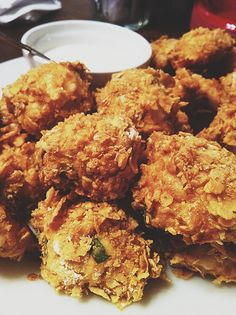 Recipe: Baked Buffalo Chicken Bites