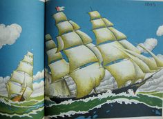 the story book of ships by maud and miska petersham 1947