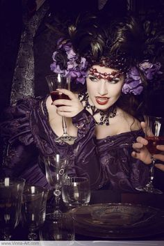 The Top 24 Alternative Models That Rocked Our World - Nychta Gothic Couture #WinatomAddmefastBot