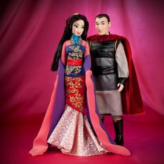 New Information for the Disney Fairytale Designer Collection