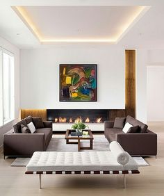 Great house design .Small but really cool living room !