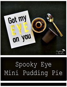 Mini Pudding Pies fo