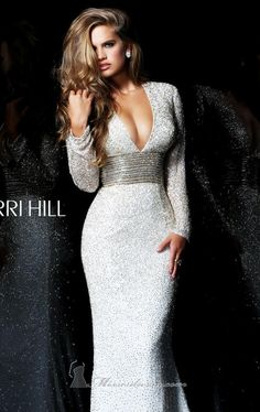 Crazy Sexy!! Sherri Hill 1559 by Sherri Hill