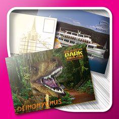 Postcards (3D effect)