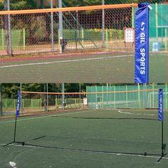 Multi Porpose Portable Badminton Net 3.0M, Volleyball Foot Volleyball Tennis  #MultiPorposePortableBadmintonNet