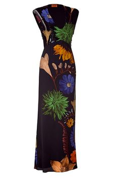 STYLEBOP.com | BlackFloralSequinDressbyMISSONI | the latest trends from the capitals of the world