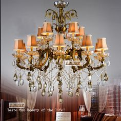 #Classic_crystal_chandelier: Advantage of classic crystal chandelier is it can be upgraded as and when required. For more information visit here: http://www.bubblews.com/news/3384731-classic-crystal-chandelier-what-is-it-and-from-where-it-could-be-bought