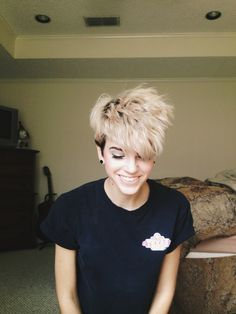 Best Hairstyle And Color For Me Short Hair Pixies And Shorts - Hairstyles for short hair on tumblr