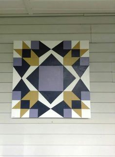 Barn Quilts and the American Quilt Trail: A Tennessee Treasure Barn Quilt Designs, Barn Quilt Patterns, Quilting Designs, Painted Barn Quilts, Barn Signs, Barn Art, American Quilt, Mini Quilts, Blue Quilts