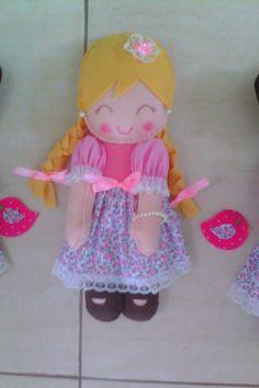 Boneca érica catarina