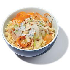 Millet: Have It Savory http://www.womenshealthmag.com/food/grain-bowls/slide/4