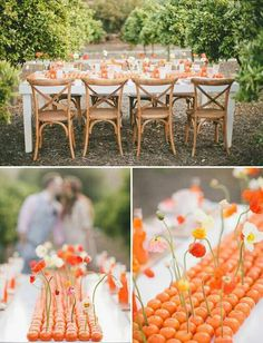 184 Best Orange And Green Wedding Ideas Images Wedding Bouquets