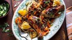 Sweet and Spicy Roast Chicken by Melissa Clark