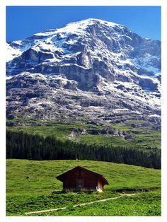 Eiger, Berner Oberland