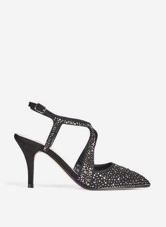 1c8f29d9c2 22 best Black Court Shoes images in 2015 | Denim fashion, Moda ...
