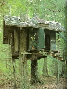 This would be a magical place for my little girls.
