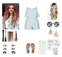 """""""Where the wild things are from - Jade Thirlwall"""" by ebiloveyou ❤ liked on Polyvore featuring Billabong, It Cosmetics, Urban Decay, Marc Jacobs, BaubleBar and MICHAEL Michael Kors"""