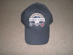 NY Yankee Stadium inaugural OPENING DAY 2009 CAP HAT NEW YORK YANKEES #NewYorkYankees