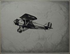 Geoffrey Watson etching, Siskin IIIa Siskin, Fine Art, Paper, Greenfinch, Visual Arts