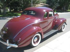 1939 Plymouth Business Coupe P8 2 door Coupe | eBay
