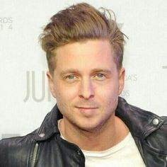 Grey blue not green Ryan Tedder OneRepublic