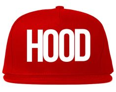 00dc5ce6283 Kings Of NY Hood Trap Style By Compton New York Air Snapback Hat Red Ball  Caps