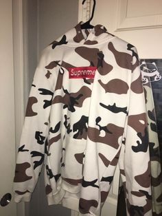 4905d2a3aa7 FW16 2016 Duck Camo Supreme Bogo Box Logo Hoodie Large  fashion  clothing   shoes  accessories  mensclothing  activewear (ebay link)