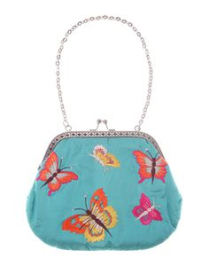 PrettyCoolBags framed butterfly bag moyna