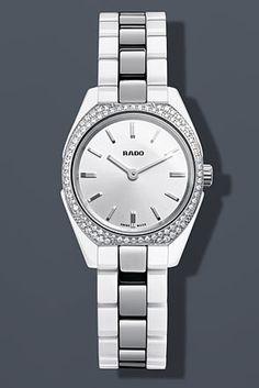 eda0e73af14 Rado Specchio Super Jubile White Mini Watch