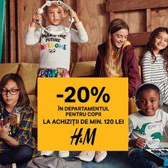 -20% ÎN DEPARTAMENTUL PENTRU COPII LA H&M - Tomis Mall - Primul Mall din ConstantaTomis Mall – Primul Mall din Constanta Mall, Template