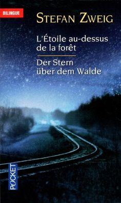 #littérature #Zweig : Der Stern über dem Walde - L'étoile au-dessus de la forêt. Trois nouvelles poétiques et tristes à découvrir : - L'étoile au-dessus de la forêt Dans un grand hôtel de la Riviera, un jeune serveur tombe follement amoureux d'une comtesse polonaise. Lorsque celle-ci repart pour Varsovie, par un train de nuit, il se couche sur les rails et meurt écrasé par le train, en regardant l'étoile au-dessus de la forêt. - La marche Un pélerin se dirige vers Jérusalem pour rencontrer…