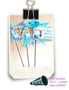 Cheerleading wands / decorations!