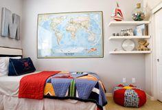 10 идей по оформлению пустой стены