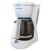 Black & Decker Basic Coffee Maker