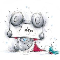 Tatty Teddy - 9 days