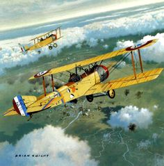 1916 Sopwith Strutter - Brian Knight - Windsock