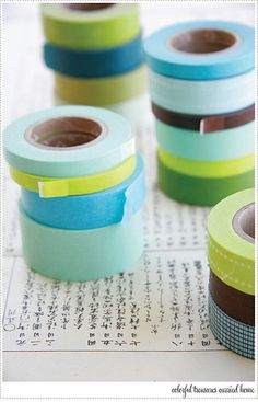 mt tape by acreativemint, via Flickr