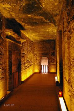 The Great Temple of Rameses II Abu  Simbel