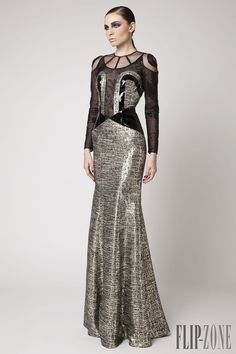 Rani Zakhem Fall-winter 2014-2015 - Ready-to-Wear - http://www.flip-zone.net/fashion/ready-to-wear/independant-designers/rani-zakhem-4696