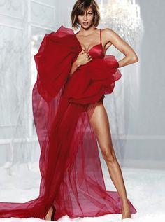 Karlie Kloss for Victoria's Secret Lingerie November 2013