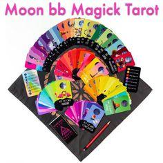 Moon bb Magick Tarot Deck – Angela Mary Magick