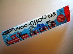 Choo Choo Bars - these would last forever, because they were so freaking hard and choo choo chewy!