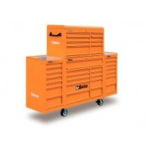 Beta Tools C38 Complete Roller Cabinet Tool Box Storage System