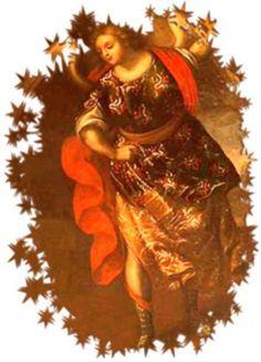 Meet Archangel Barachiel, the Angel of Blessings